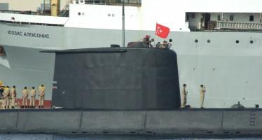 Gür class submarines Type 209T Turkish Navy Atilay classPreveze Anafartalar S 356 18 Mart S 355 Sakarya S 354 Preveze S 353 TCG Gür S 357 Çanakkale S 358 Burakreis S 359 Birinci İnönü S 360 (8)