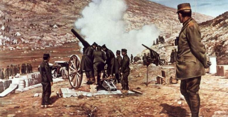 Σαν σήμερα 21 Φεβρουαρίου του 1913 απελευθερώθηκαν τα Γιάννενα!…»Αφιέρωμα!» (video)