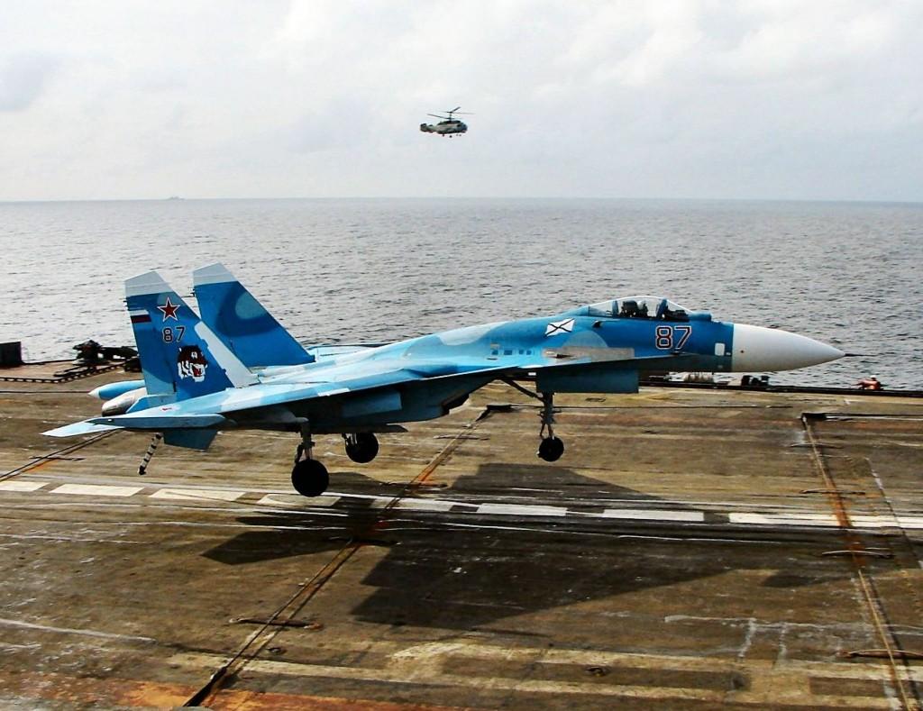 Sukhoi-Su-33