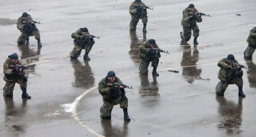 Russian Special Forces Training 2010
