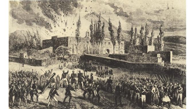 Το ολοκαύτωμα της Μονής Αρκαδίου, 9 Νοεμβρίου 1866 (ποιήματα μαθητών) –  Αντέχουμε…