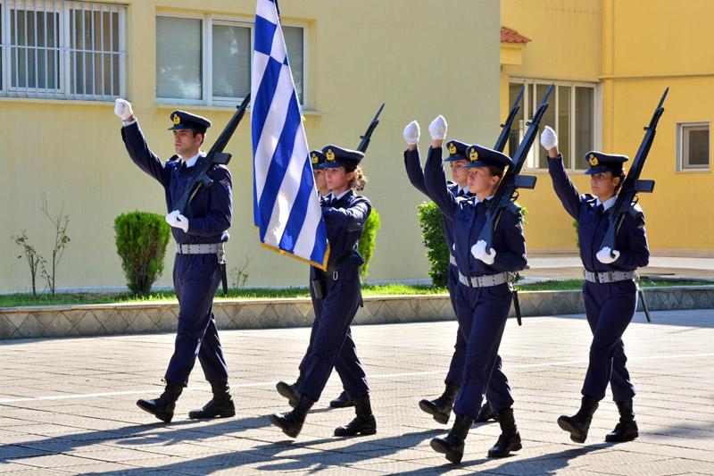 Ονομασία των Νέων Υπαξιωματικών της ΣΥΔ & Βράβευση των Αριστούχων! (φώτο)