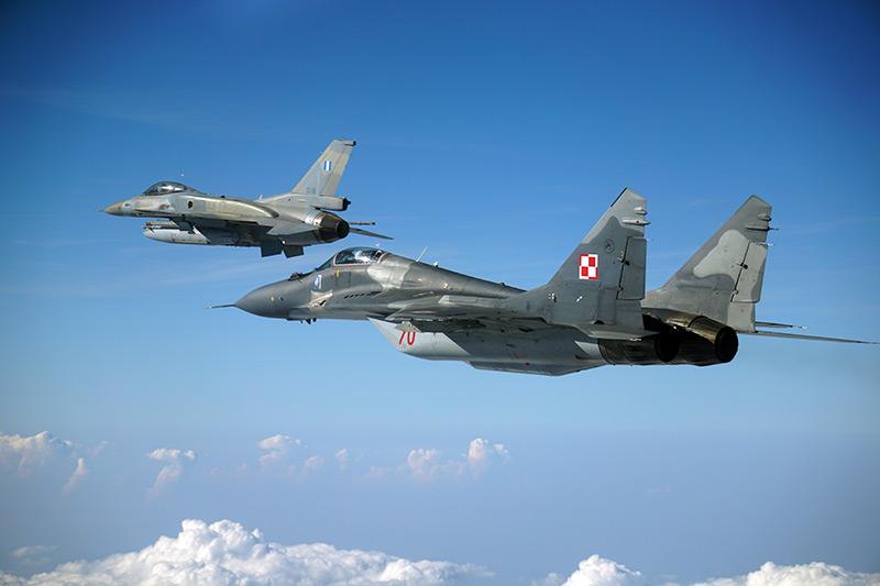 «Παλάβωσαν οι Κουρσάροι» της 336Μ & τους Πολωνούς της 2ης Tactical Air Wing στην Air Base «Poznan!»