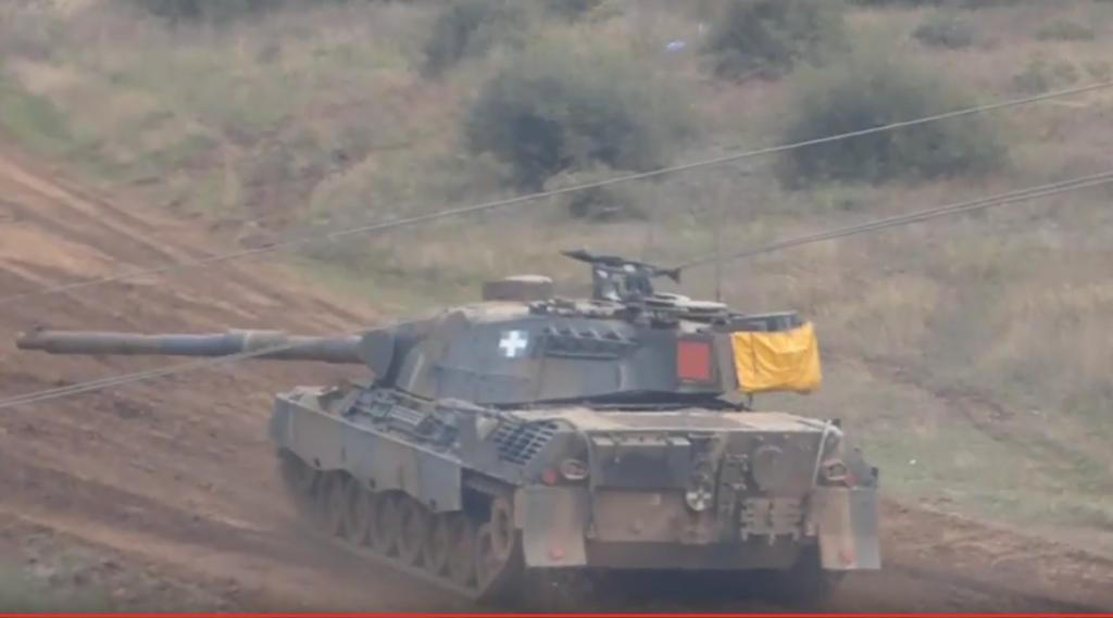 Έτσι χτύπησε η «Σάρισα» των Ελληνικών Δυνάμεων στη Μακεδονία μας …(Δείτε το video)