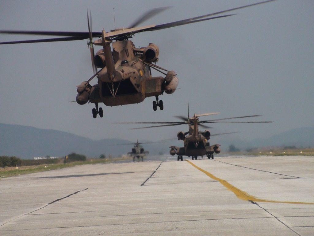 Συνεκπαίδευση της 1ΗΣ ΤΑΞΑΣ & της 1ΗΣ Ταξιαρχίας των Ισραηλινών στο Βουνό των Θεών ! (φώτο & Video)