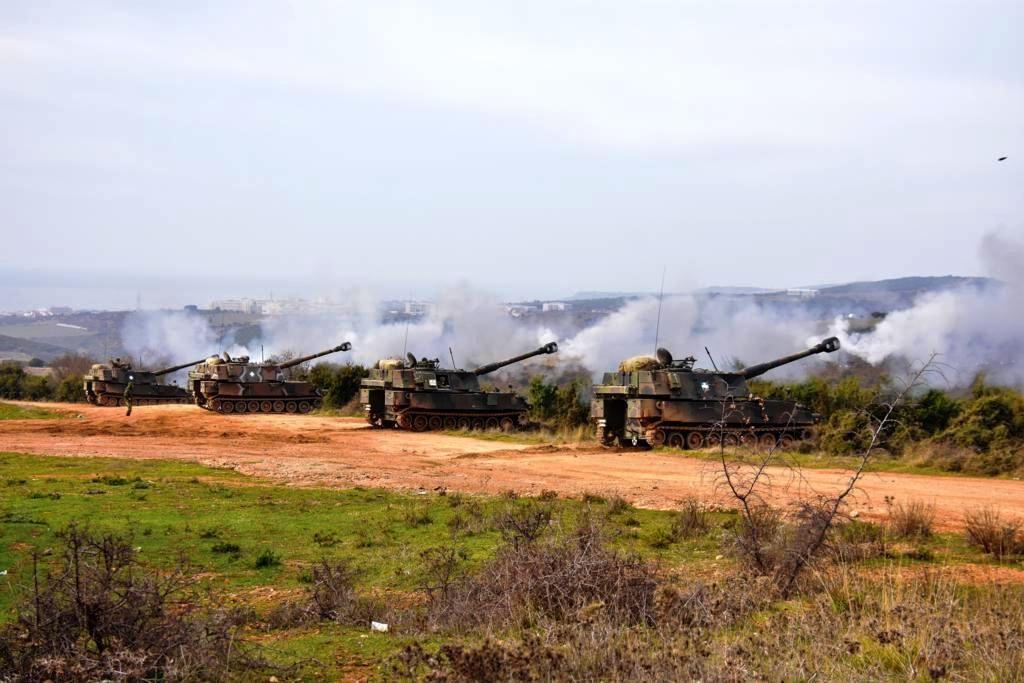 Η ΧΙΙ Μ/Κ ΜΠ Ανακοινώνει Μπαράζ Βολών Βαρέων Όπλων την 6 & 7 Οκτωβρίου στο Π.Β «ΑΕΤΟΥ»…Αρχίσαμε!