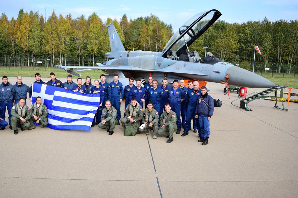 Εντυπωσίασαν & στην Άσκηση του ΝΑΤΟ «X-Servicing 2016»…Οι Τίγρεις της «335Μ»!