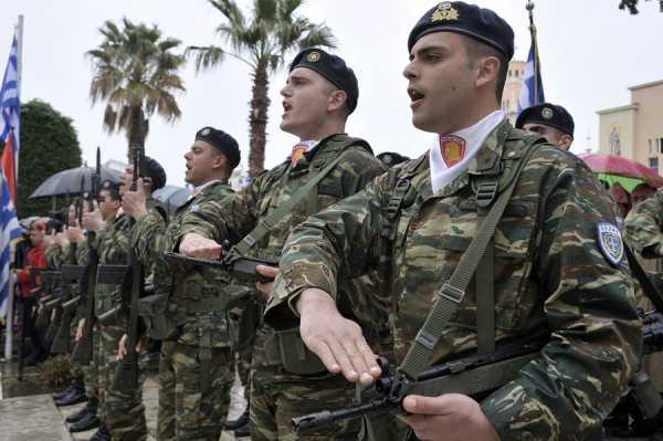 Κατάταξη Οπλιτών στο Στρατό Ξηράς με την 2016 ΣΤ΄ ΕΣΣΟ
