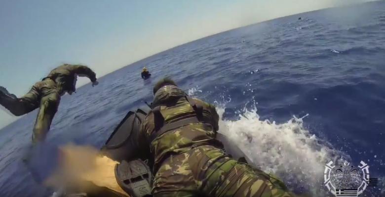 Το Ρεσάλτο των Κυπριακών Ειδικών Δυνάμεων …»Πηδάμε και σκοτώνουμε»! (video)