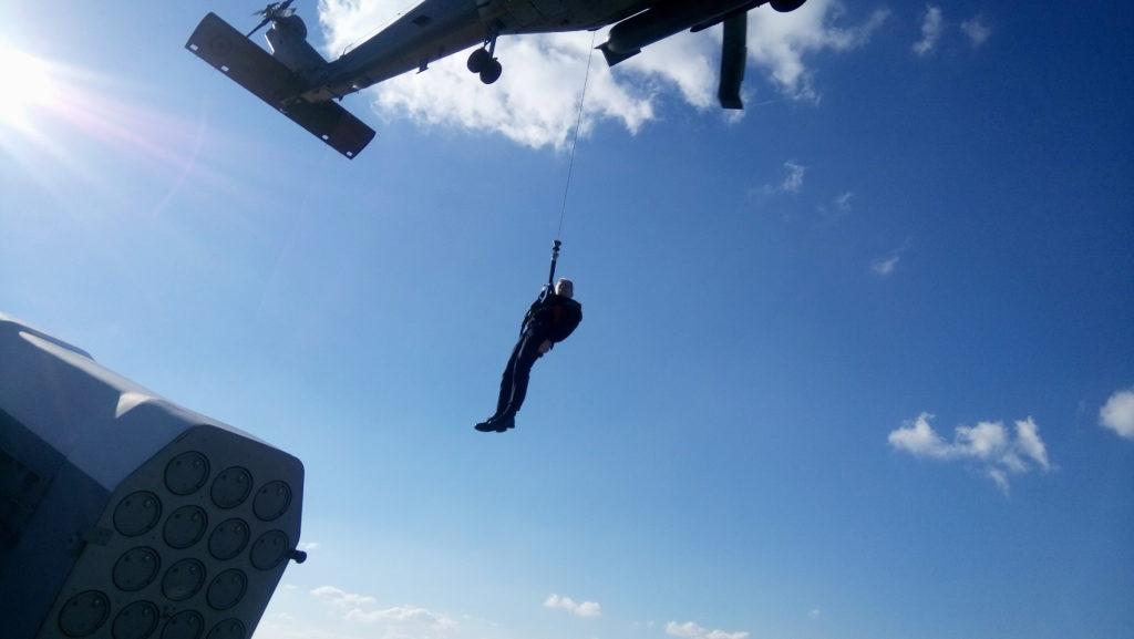 Βγήκε με «ΟΡΜΗ» ο Στόλος στα Δωδεκάνησα…Ενώ μεσοπέλαγα «κατέβηκε» στη ΤΠΚ & ο Στόλαρχος! (φώτο)