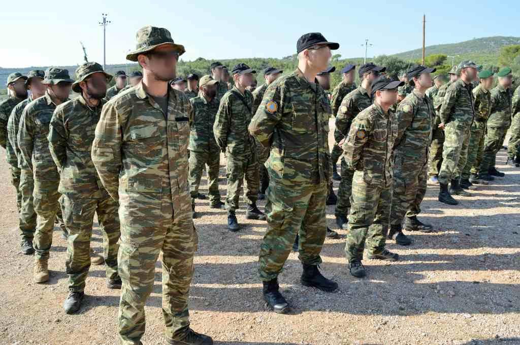 Οι Έφεδροι της Ελλάδος είναι εδώ και δηλώνουν …Παρόντες για την Πατρίδα!(φώτο)
