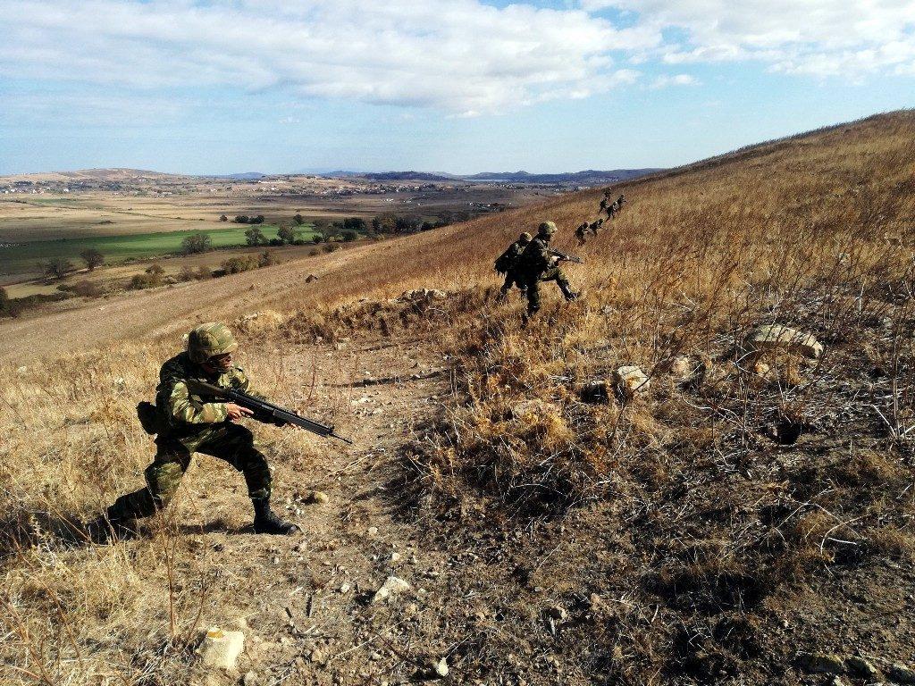 Εκπαίδευση Νεοσυλλέκτων σε Ρεαλιστικές συνθήκες Μάχης …Από την ΑΣΔΕΝ! (φώτο)