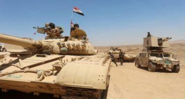Iraqi Army Announces Recapture of ISIS-Held Old Gayara Air Base East of Mosul