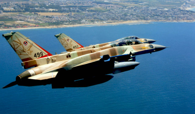 F16-Israel