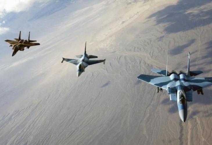 Μαχητικά πάνω από τους αιθέρες της Πάφου…Κοινή αεροναυτική άσκηση Κύπρου – Ισραήλ (video)