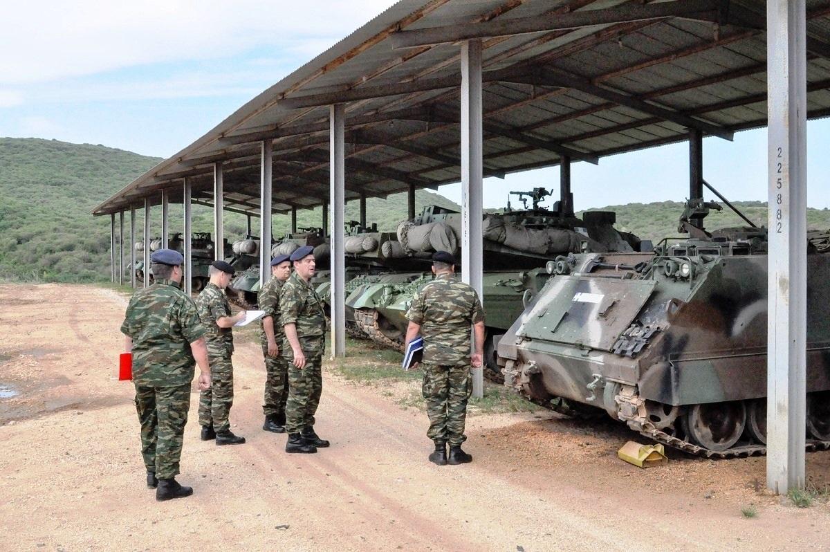 Έπιασε τα ΕλληνοΑλβανικά Σύνορα ο ΓΕΠΣ…Έλεγξε & την Ετοιμότητα των Αρμάτων της «VIII ΜΠ ΗΠΕΙΡΟΥ».