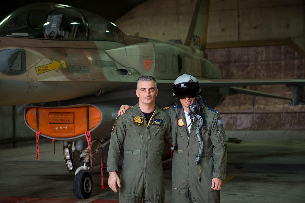 Νετανιάχου:Να ενώσουμε τις Αεροπορικές Δυνάμεις…Ύμνος στους Έλληνες Χειριστές ! (video)
