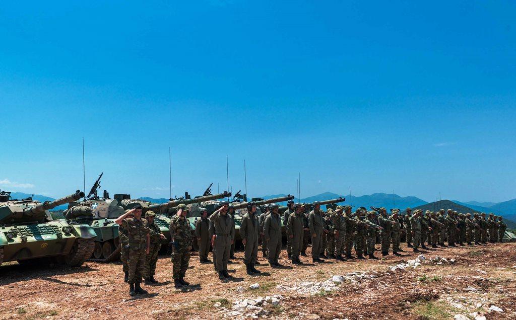 Συμβαίνει κάτι ;…Και η 1Η Στρατιά βγήκε στο «Μονοπάτι του Πολέμου!» (φωτό)