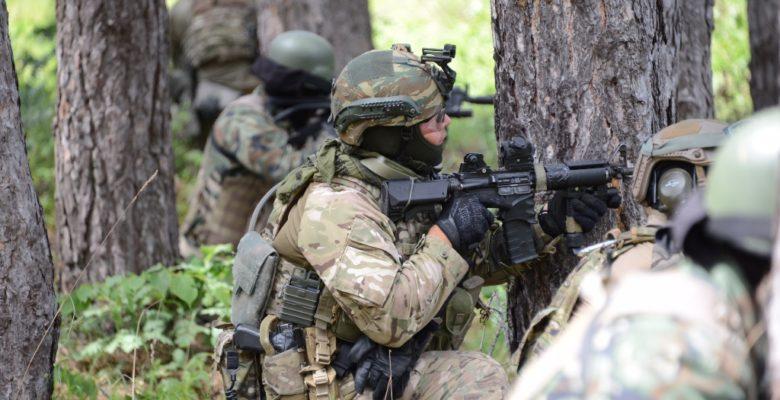 Κοινή άσκηση της Ζ' ΜΑΚ και του 2ου Τάγματος των Ειδικών Δυνάμεων της Βουλγαρίας