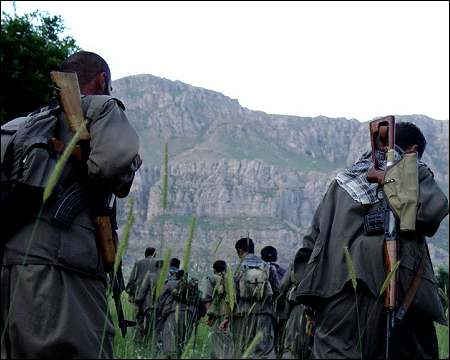 Kurdish-PKK-rebels-Turkey-Iraqi-Kurdistan-border-June-17-2017-anf
