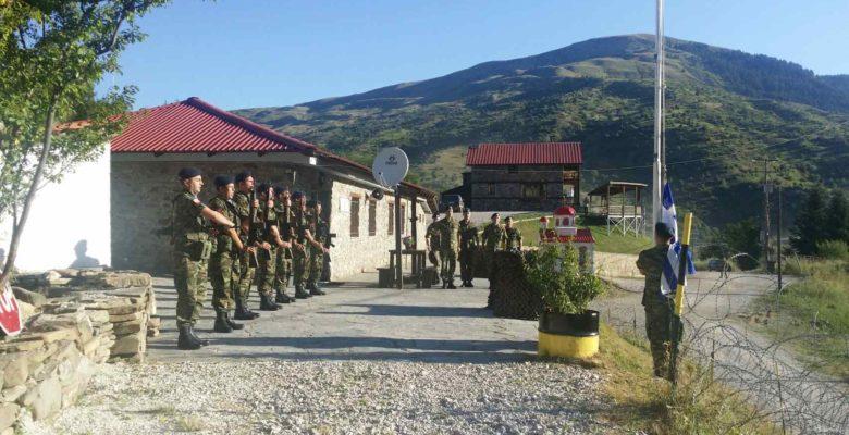 Στο ΕΦ » ΓΡΑΜΜΟΣ» στα ΕλληνοΑλβανικά Σύνορα ο Α/ΓΕΣ!