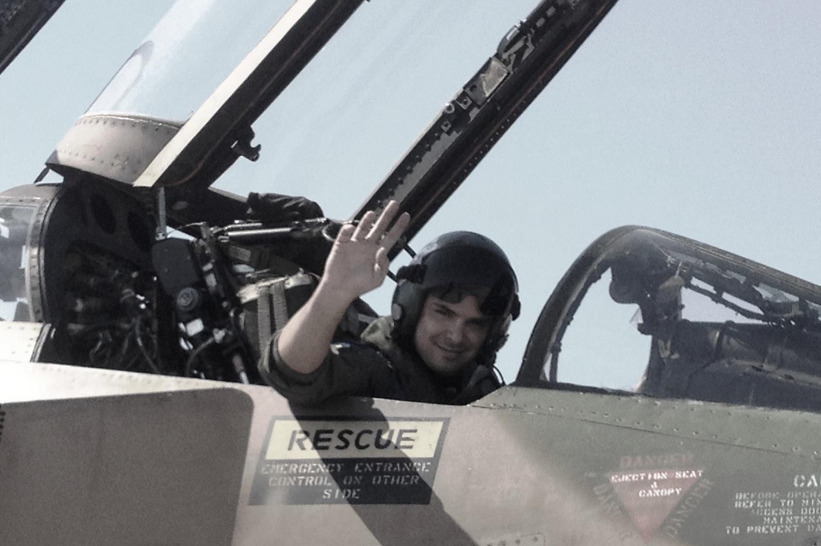 Νεκρός ο 34χρονος Σμηναγός Χειριστής F-4 της ΠΑ Γρηγορίου Νικόλαος! (upd)