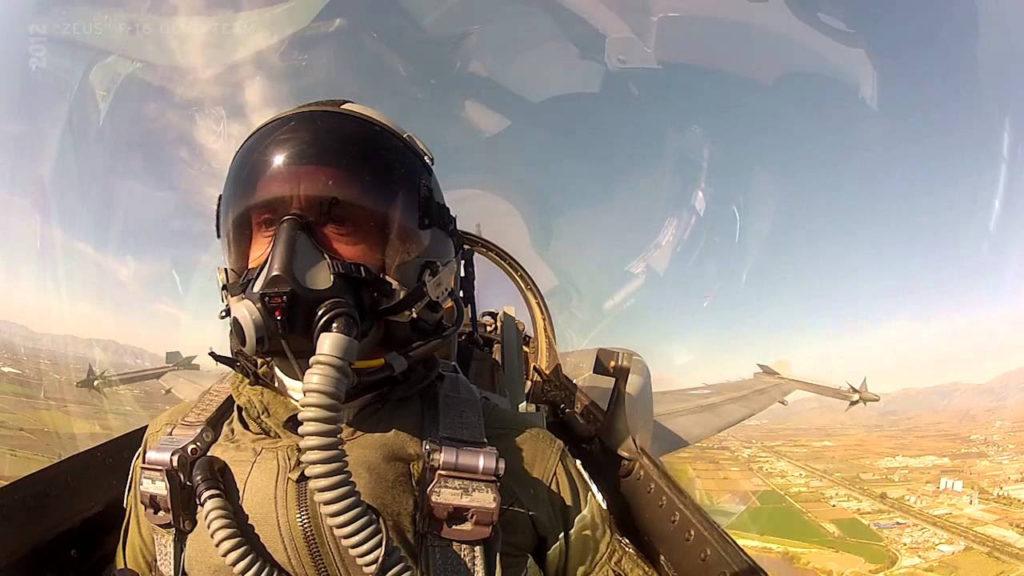 Επικίνδυνες Αποστολές των F-16 BLK 52+ Advanced στην 116 Π.Μ (video)