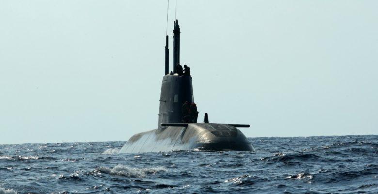 Ελληνικό Υ/Β σε Επιχείρηση του ΝΑΤΟ «Sea Guardian «ανοιχτά της Λιβύης!