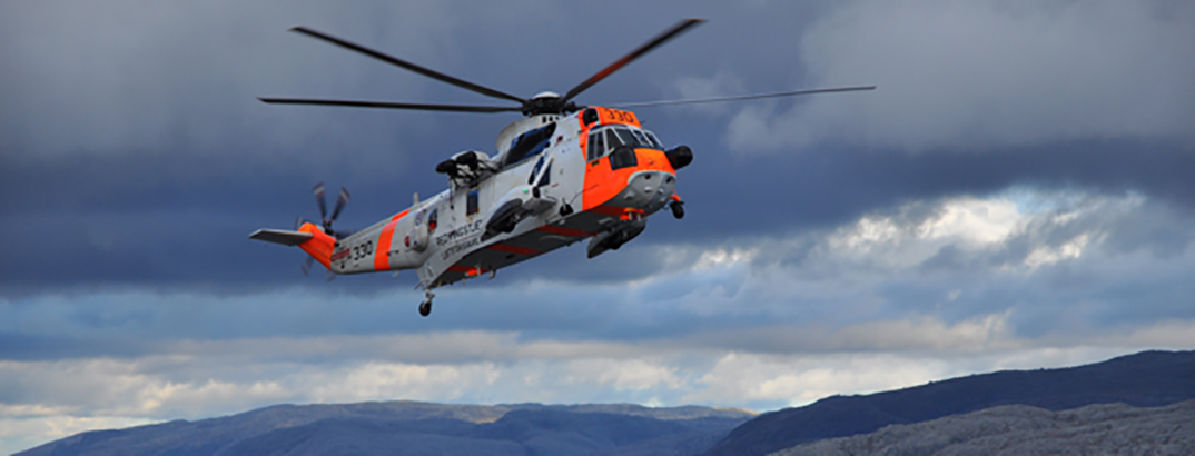 Mountain-Rescue-Helicopter-Norway