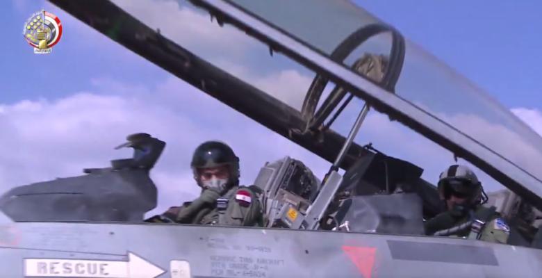 «Ήρθαν οι Θεοί στη Χώρα του Νείλου» …Ύμνος στους Έλληνες Χειριστές των F-16 από τα ΜΜΕ της Αιγύπτου! (video)