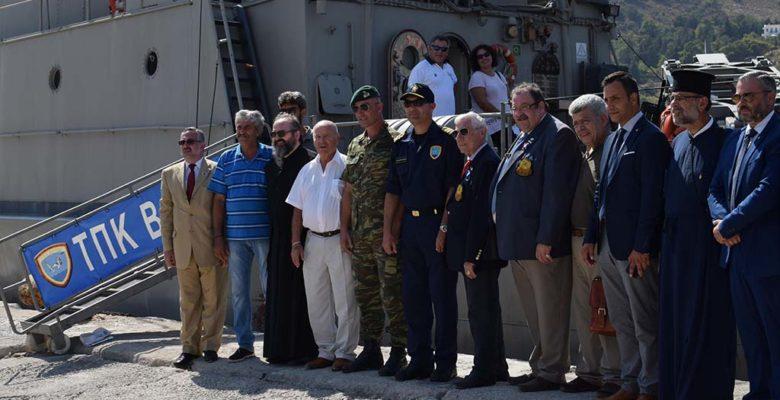 Σε Καστελοριζο και ν.Ρω τα μέλη των (AHEPA)…Με την ΤΠΚ «ΒΟΤΣΗΣ»