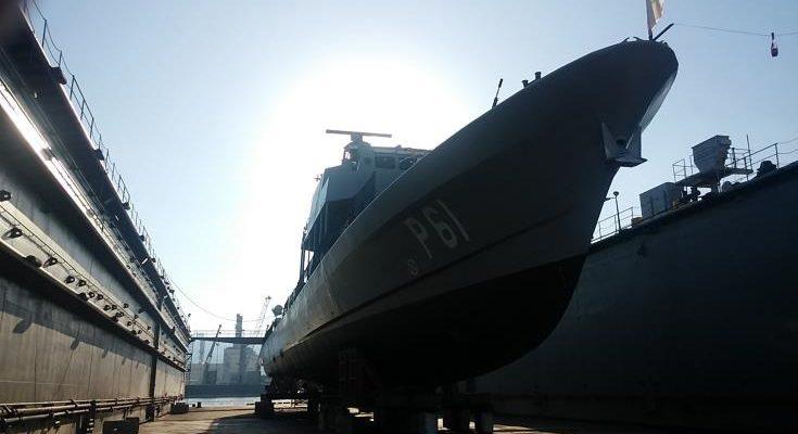 Στην καθέλκυση του πρώτου Kυπριακού πλοίου ανοικτής θαλάσσης στο Ισραήλ ο ΥΠΑΜ της Κύπρου!