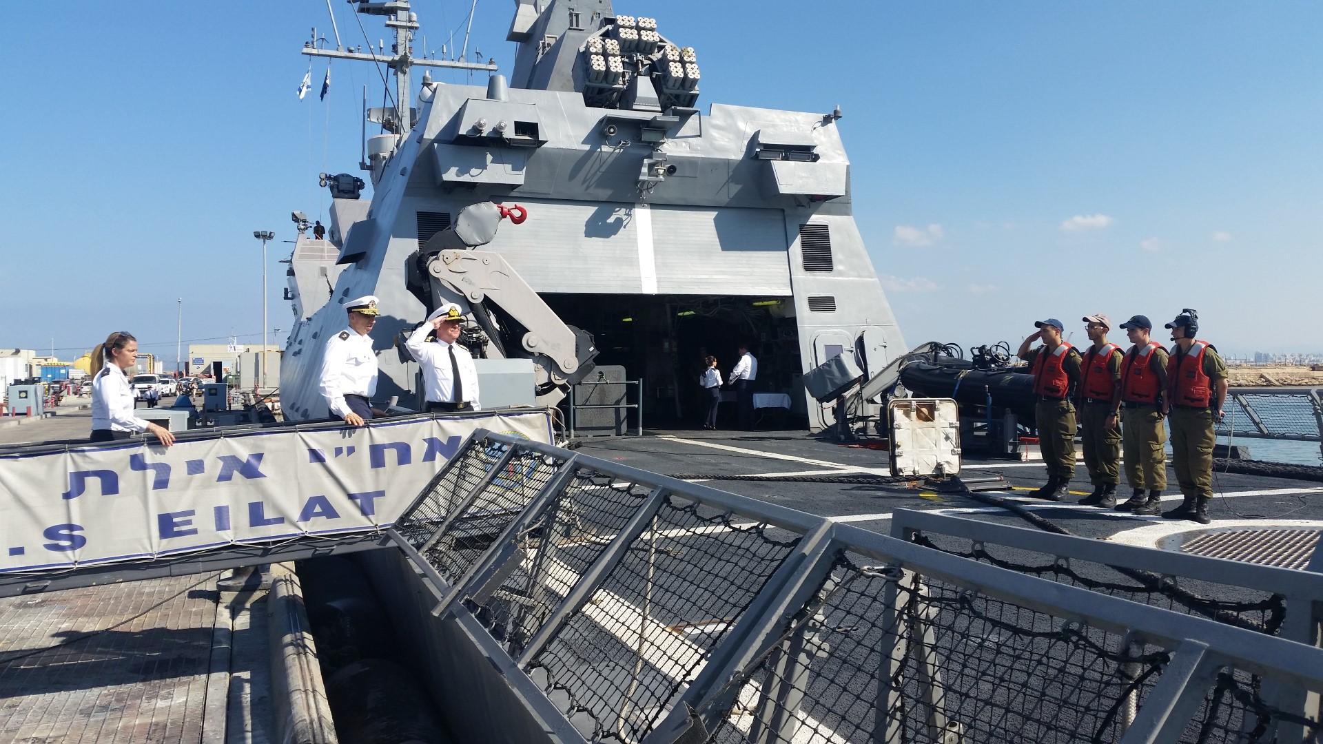 Συμμετοχή των Ισραηλινών πολεμικών στην άσκηση «ΝΗΡΙΗΣ 17» του ΠΝ…Συμφώνησαν οι Α/ΓΕΝ Ισραήλ- Ελλάδος!