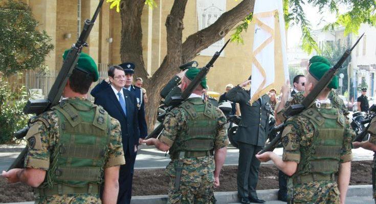 Τιμήθηκε από το Α/ΓΕΕΦ η «Μάνα της Ε.Φ» της Κύπρου!