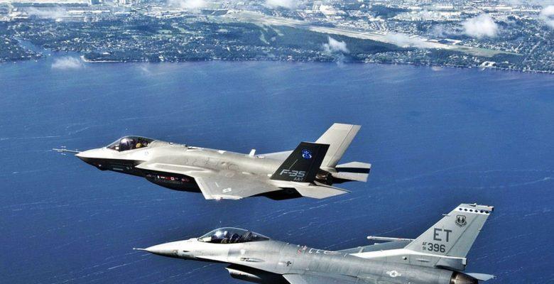 Πως το «Υπερόπλο» F-35 έχασε κατά κράτος σε Αερομαχία απο τα F-16S & F-15S! (video)