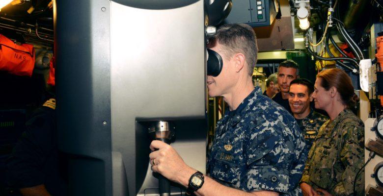 Βολή Τορπίλης από το Υ/Π «ΠΙΠΙΝΟΣ»…Με τον Commader των Υποβρυχίων του ΝΑΤΟ στο Περισκόπιο!(φωτό)