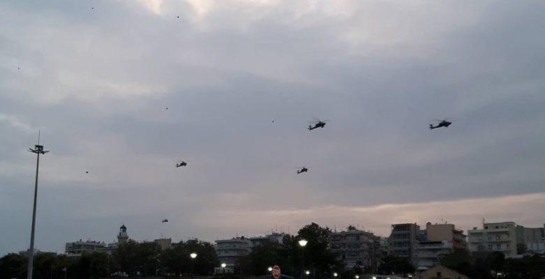 Ήχησαν τα Τύμπανα του Πολέμου…Έζεψε τα Άρματα ο Στρατηγός «ΠΑΡΜΕΝΙΩΝ»! (Το Σενάριο)
