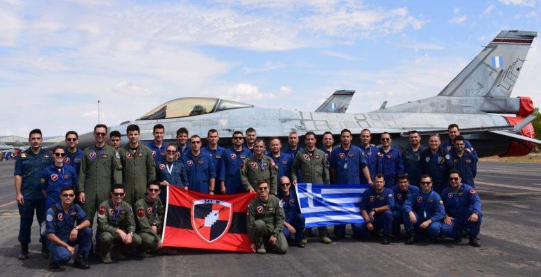 Πάλι οι Πρώτοι των Πρώτων στο ΝΑΤΟ είναι οι Έλληνες Χειριστές … Καρέ των Άσσων της 341Μ το TLP στην Ισπανία!