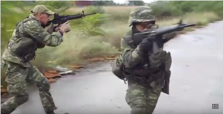 Οι Έφεδροι της «ΛΕΦΕΔ καθάρισαν» σε μάχη εκ του Συστάδην! (video)