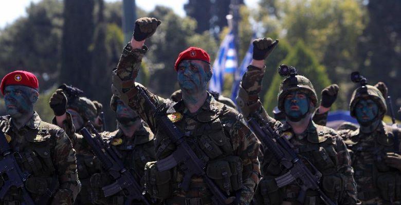 Ανάμεσα στα 3 πλέον Ετοιμοπόλεμα της Ε.Ε …Τα Στρατεύματα της Ελλάδος! (Σύμφωνα με Διεθνή Ανάλυση)