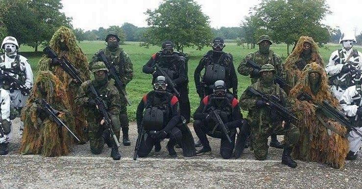 Τα Κομάντο του ΕΤΑ πλάι-πλαι με τους… Φονιάδες της Σερβίας του «72nd Reconnaissance Bn»