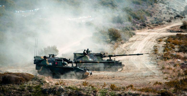 Έβαλαν φωτιά στο Θρακικό Πέλαγος …Στα 31 χλμ οι Βολές των Α/Κ Πυροβόλων & των MLRS στα «ΠΕΤΡΩΤΑ» !