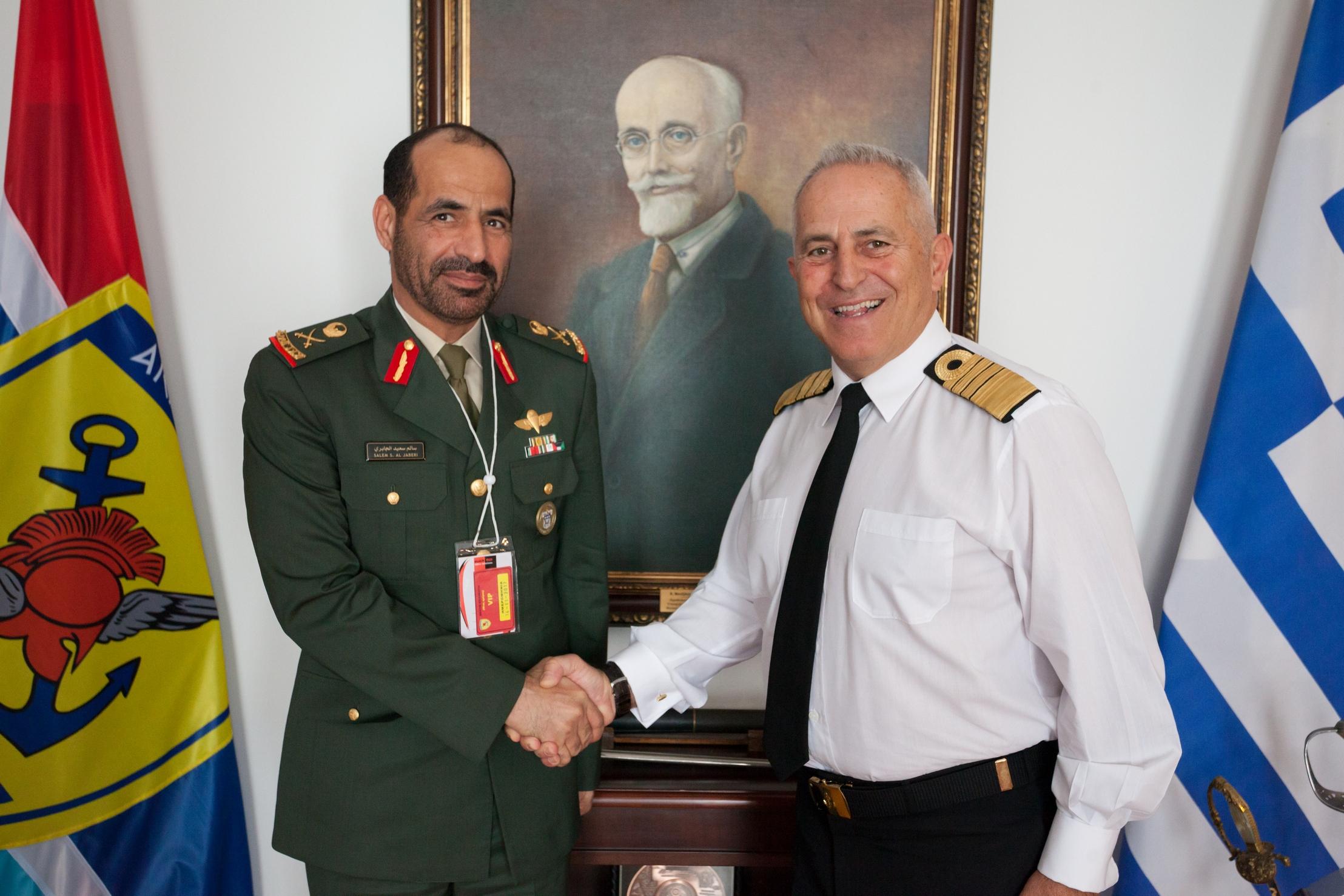 Υπογραφή Στρατιωτικής Συνεργασίας με τα ΗΑΕ!