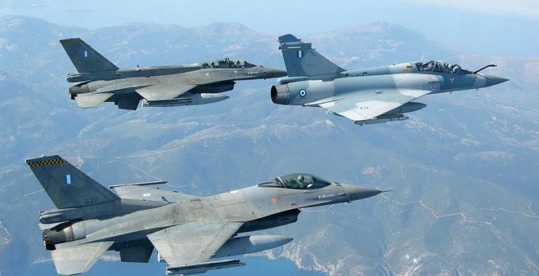 F-16 και Μιράζ κυνήγησαν τα τούρκικα Ε/Π & CN-235 που …»Γυρόφερναν» ανοιχτά της Ρόδου!