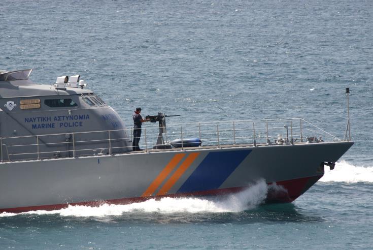 """Κοινή Άσκηση έρευνας & διάσωσις της Ε.Φ και του Η.Β … Με την F/G F-235 """"HMS Monmouth""""!"""