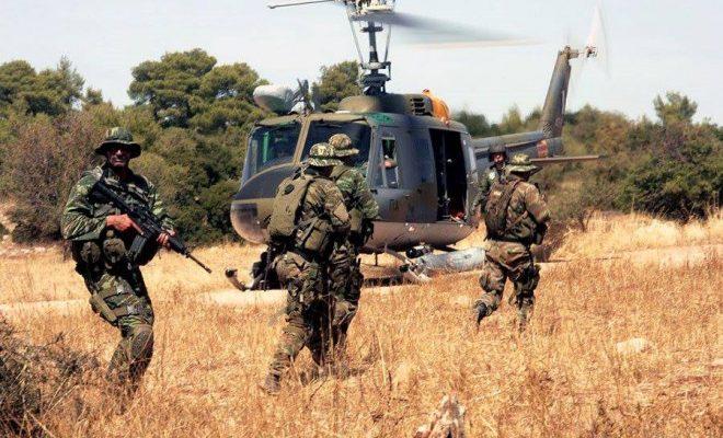 Τρομοκρατήθηκαν τα «Αλβανά» μόνο στις φήμες ότι θα κλείσουν τα σύνορα στη Κακαβιά…Που να στέλναμε και Καταδρομείς!