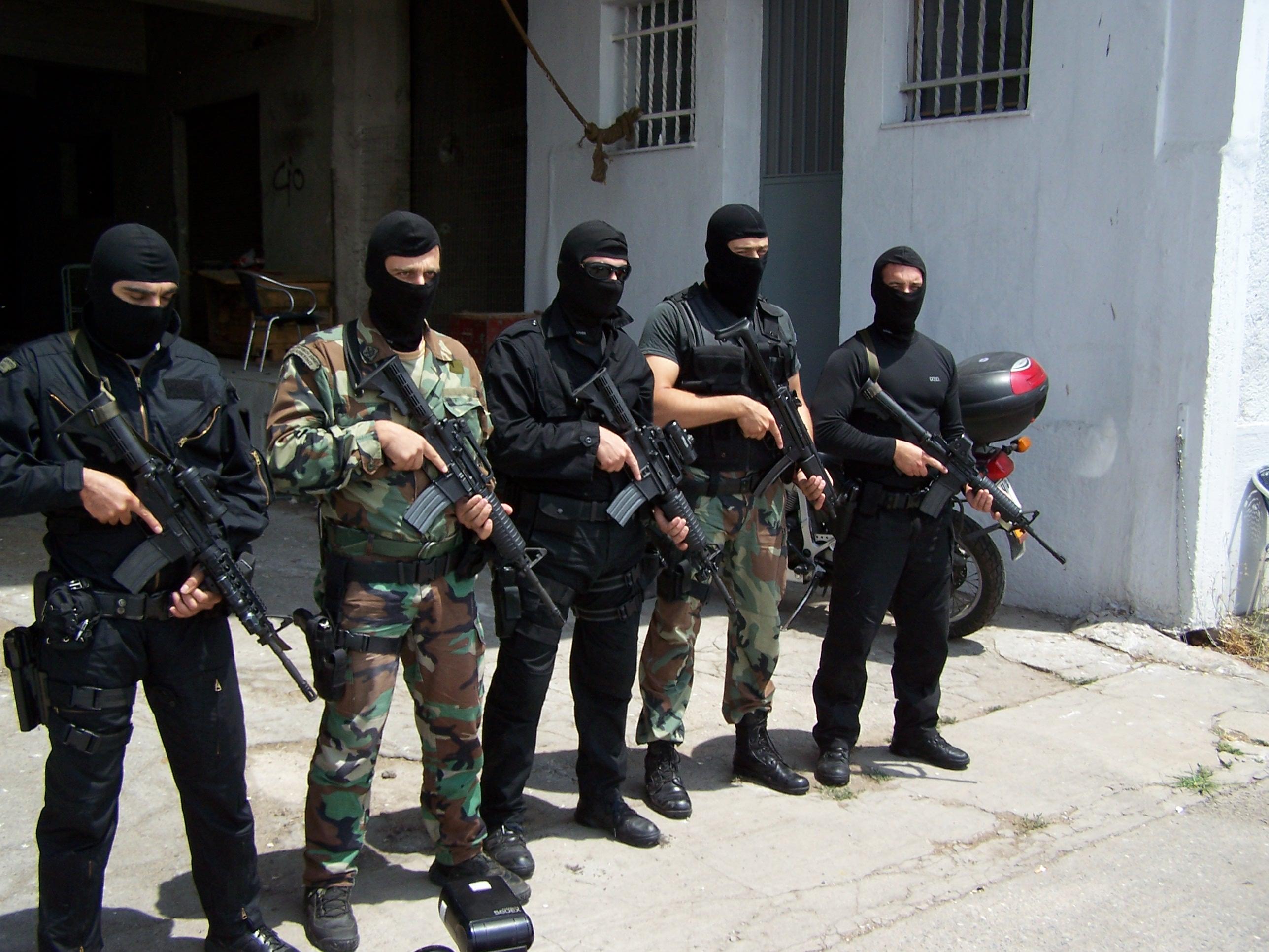 Τα κομάντο της «ΜΥΑ Ο.Ε.Α 2» του Λ/Σ στην Επιχείρηση Καταδίωξης ( φωτό)…Αποτέλεσμα : «10,6 τόνους χασίσι και 10 Συλλήψεις!»