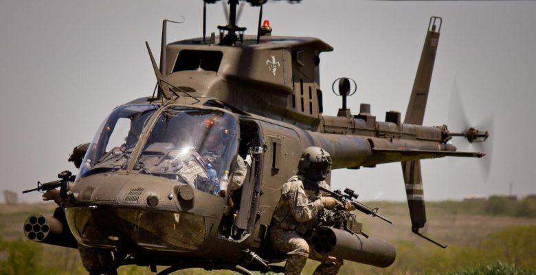 H «Επέλαση των OH-58D Kiowa»…Με μόλις 45 εκ.$ Θωρακίζουμε τα Βόρεια και θαλάσσια Σύνορα μας! (vid)