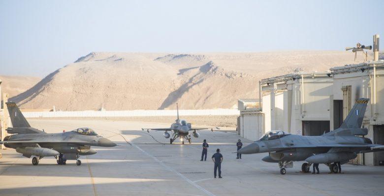 Όργωσαν & τους Ουρανούς της Ερήμου του Ισραήλ οι… «Τίγρεις της 335Μ της 116ΠΜ!» (video)