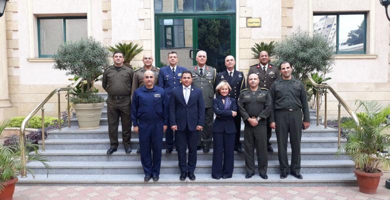 Yπεγράφη στο Κάϊρο το πρόγραμμα Στρατιωτικής Συνεργασίας Ελλάδας-Αιγύπτου